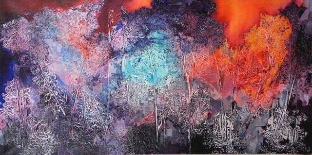 597 - « la forêt des magiciens »